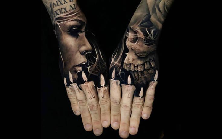 3D τατουάζ για τους πιο προχωρημένους