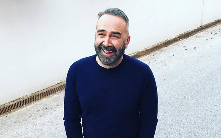 Το νέο επαγγελματικό βήμα του Γρηγόρη Γκουντάρα δεν έχει καμία σχέση με την τηλεόραση