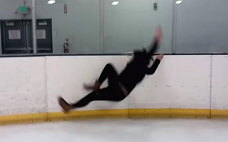 Πρόσεχε τον πάγο!