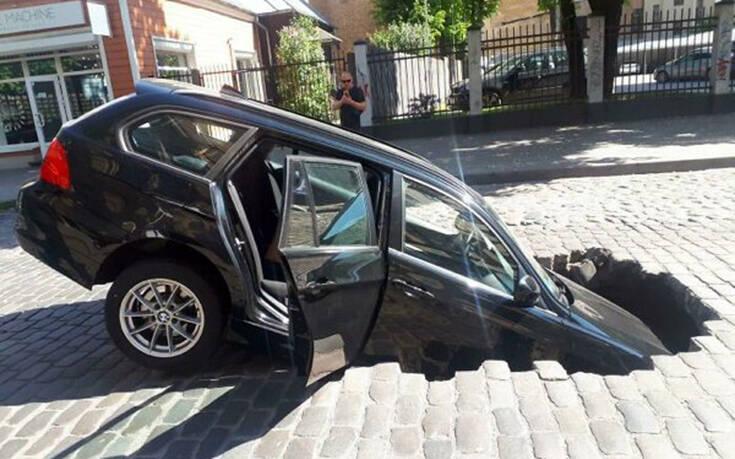 Τροχαία ατυχήματα που δεν συμβαίνουν συχνά